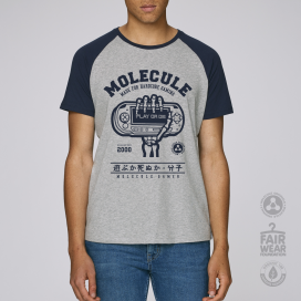 Blouse MLC Play Or Die Baseball (Grey/Navy)