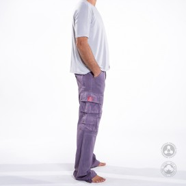 Pants MLC Smooth Canvas Violet 100% cotton