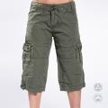 Shorts 3/4 MLC 49015 Canvas One Pocket Regular Fit