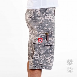 Shorts MLC Digital Grey Zipper