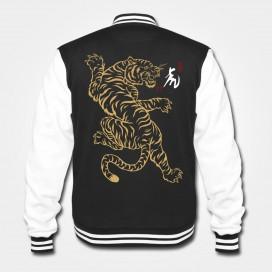 College Jacket Tiger BBRDH