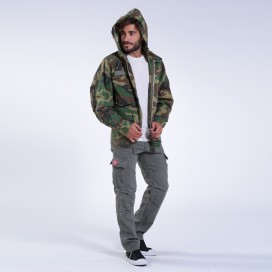 Jacket MLC Camo Green