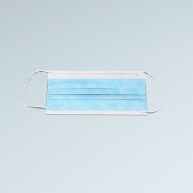 SINGLE USE SURGICAL FACE MASKS (1 PCS)