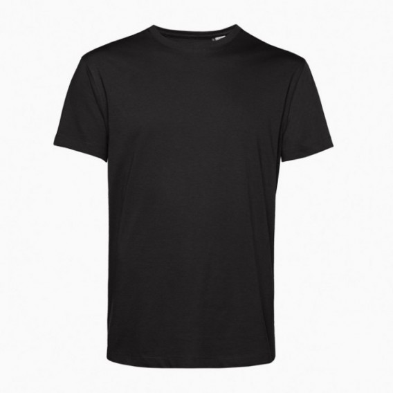 T-Shirt 43045 Organic Cotton 150 Gsm Regular Fit Black