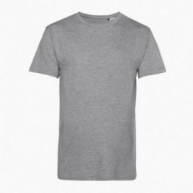 T-Shirt 43045 Organic Cotton 150 Gsm Regular Fit Heather Grey