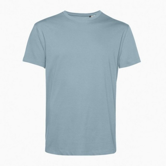 T-Shirt 43045 Organic Cotton 150 Gsm Regular Fit Blue Fog