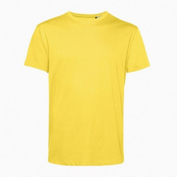T-Shirt 43045 Organic Cotton 150 Gsm Regular Fit Yellow Fizz