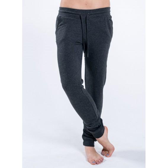 Παντελόνι W Jogging 300 Gsm Organic Cotton Blend Dark Heather Grey