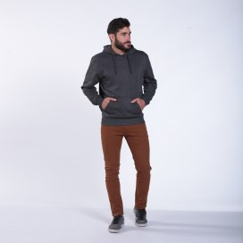 Pants 00032 Chino Gandy DS Cotton Blend Super Slim Fit Camel