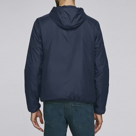 Jacket M Recycled Windbraker Navy