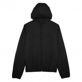 Jacket M Recycled Windbraker Black