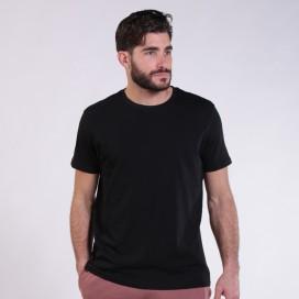 T-shirt 1800 Cotton 145 Gsm Regular Fit Unisex Black