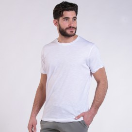 T-shirt 1800 Cotton 145 Gsm Regular Fit Unisex White