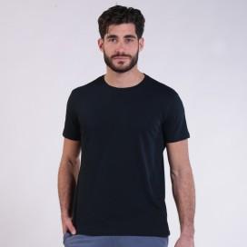 T-shirt 1800 Cotton 145 Gsm Regular Fit Unisex Navy