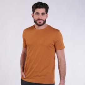T-shirt 1800 Cotton 145 Gsm Regular Fit Unisex Camel