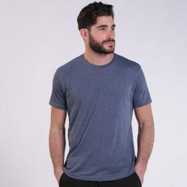 T-Shirt 1500 Cotton Blend 145 Gsm Regular Fit Indigo