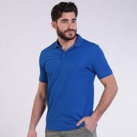 T-shirt 2200 Pique Knit Polo Cotton 190 Gsm Regular Fit Royal