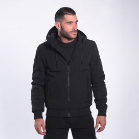 Jacket MLC 0335 Softshell Polyester Black