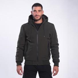 Jacket MLC 0335 Softshell Polyester Khaki