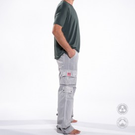 Pants MLC smooth canvas Light Grey 100% cotton