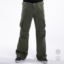 Pants MLC smooth canvas Khaki 100% cotton